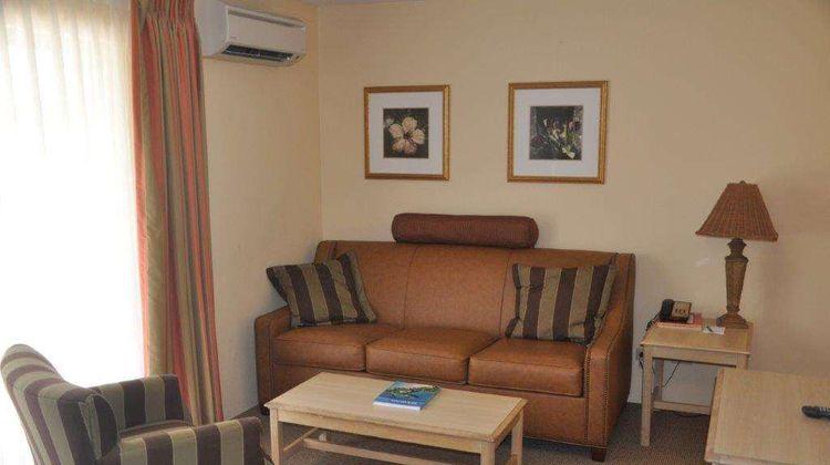 Rosemont Guest Suites Lobby