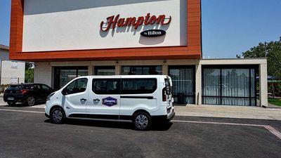 Hampton by Hilton Toulouse Airport