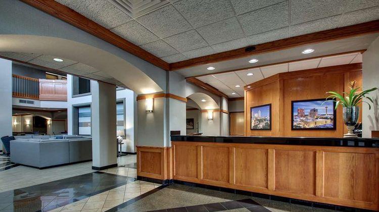 Drury Inn & Suites San Antonio Northwest Lobby