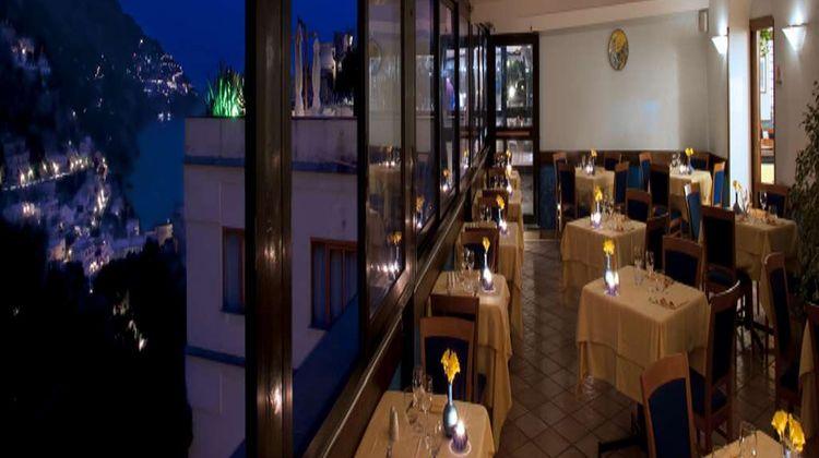Hotel Royal Positano Restaurant