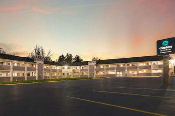 Clarion Pointe East Lansing University