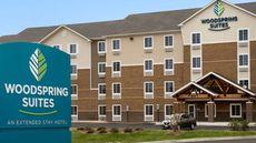 WoodSpring Suites Chicago Darien