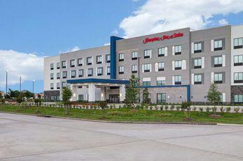 Hampton Inn & Stes Houston E Beltwaway 8