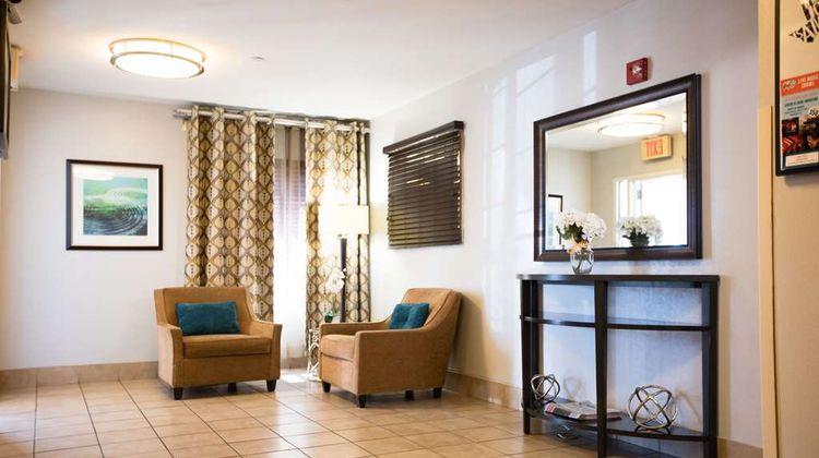 Sonesta Simply Suites Austin South Lobby