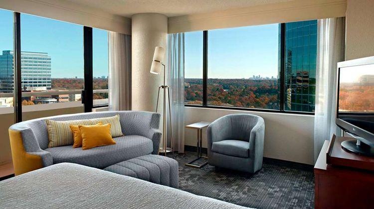 Sonesta Select Atlanta Cumberland Galeri Room
