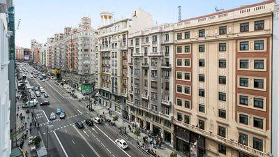 TRYP Madrid Plaza Espana
