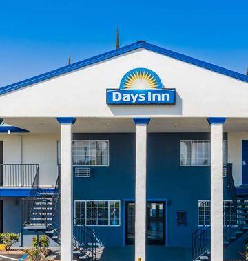 Days Inn Red Bluff