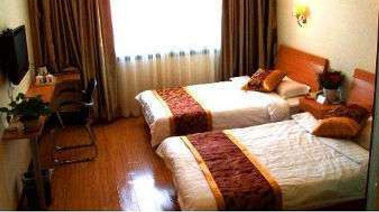 Super 8 Hotel Beijing Yi Zhuang Tian Hua Room