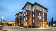 Best Western Plus University Park Inn &