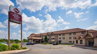 Best Western Plus Burlington Inn & Suite