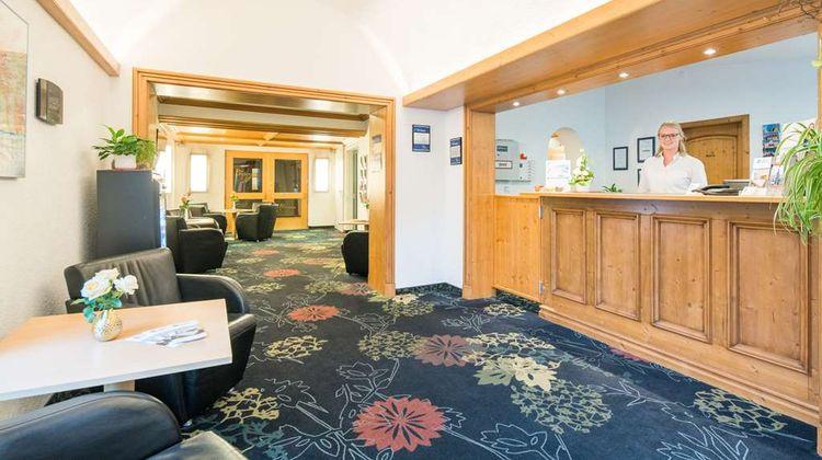 Best Western Blankenburg Hotel Lobby