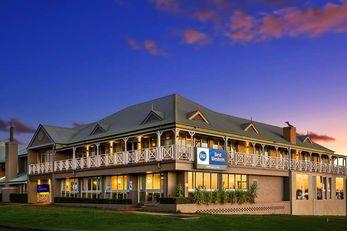 Best Western Sanctuary Inn