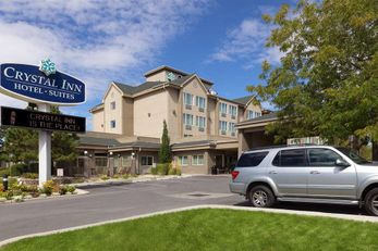 Crystal Inn Hotel & Suites Downtown