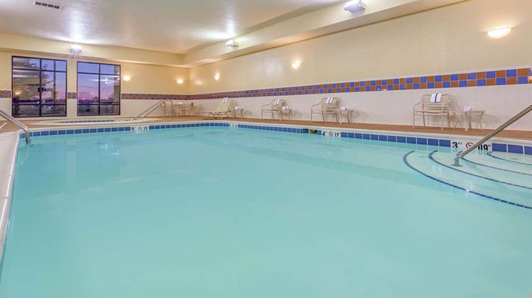 Hampton Inn Auburn Pool