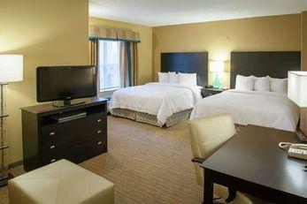 Hampton Inn & Suites, Downtown