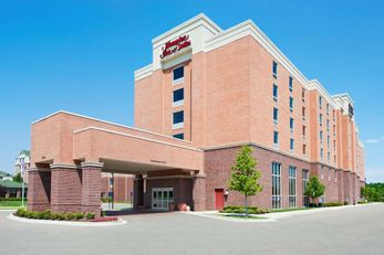 Hampton Inn & Suites Detroit-Airport/Rom