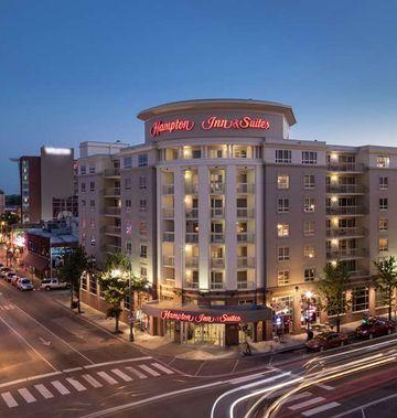 Hampton Inn & Suites Memphis-Beale Stree