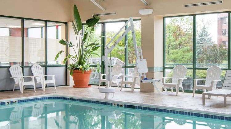 Doubletree Suites Hilton Philadelphia W Pool