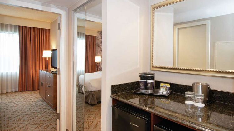 Doubletree Suites Hilton Philadelphia W Room