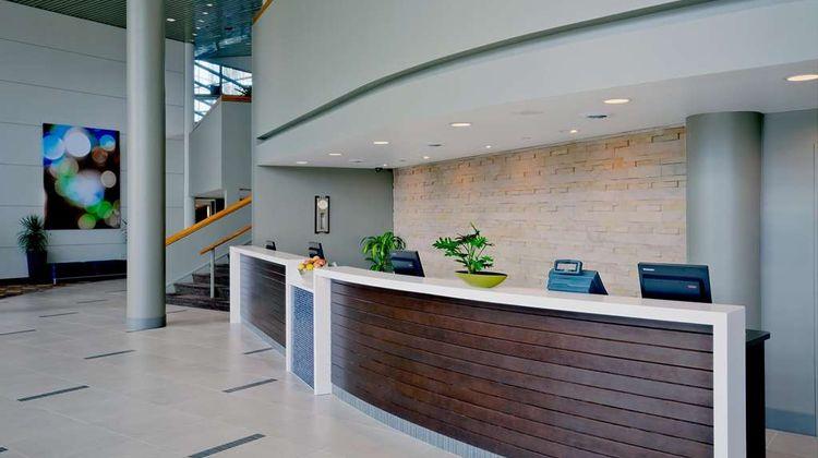 DoubleTree by Hilton South Bend Lobby