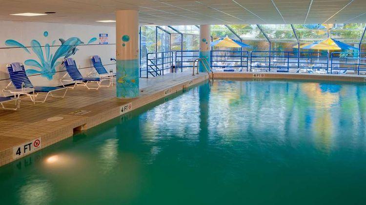 DoubleTree by Hilton South Bend Pool