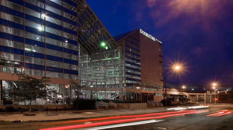 DoubleTree by Hilton South Bend Exterior