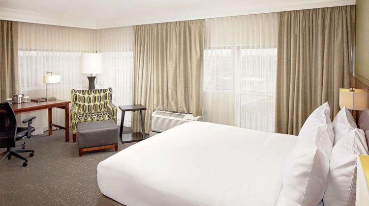 DoubleTree by Hilton South Bend Room
