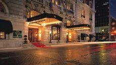 The Seelbach Hilton Louisville