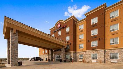 Best Western Plus Kindersley Hotel