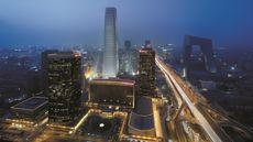 China World Summit Wing, Beijing