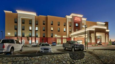 Hampton Inn & Suites Las Cruces I-10