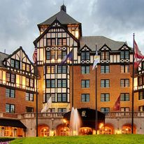 Hotel Roanoke & Conf Ctr, Curio Coll