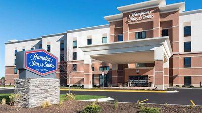 Hampton Inn & Suites Chicago/Schaumburg