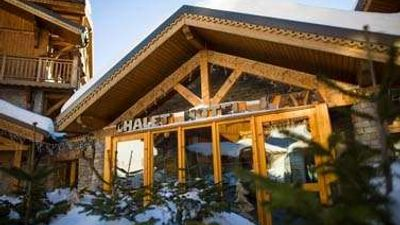 Chalet Hotel Kaya