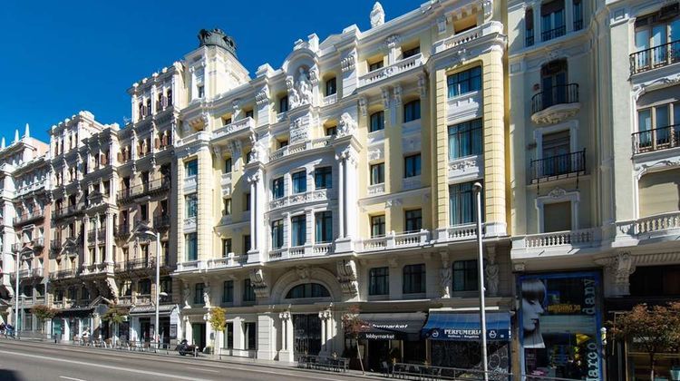 Vincci The Mint Hotel Exterior