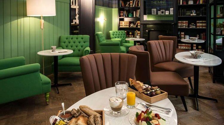 Vincci The Mint Hotel Restaurant