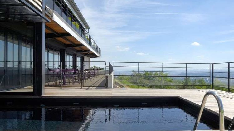 L'Ermitage Hotel Cuisine-a-manger Pool