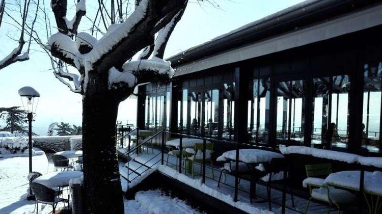 L'Ermitage Hotel Cuisine-a-manger Exterior