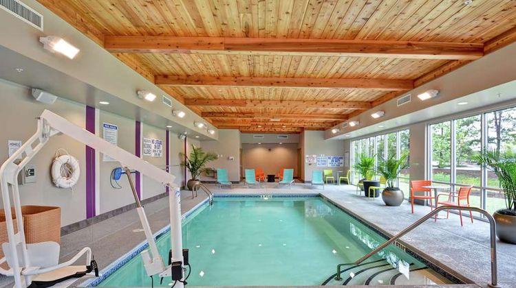 Home2 Suites by Hilton Summerville Pool