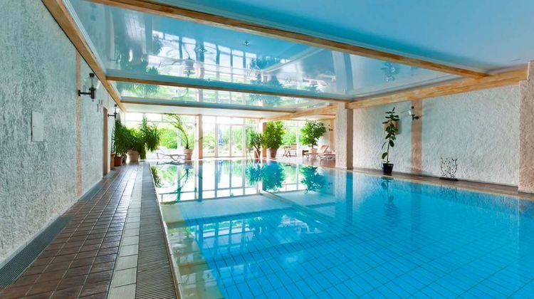 Best Western Hotel Rhoen Garden Pool