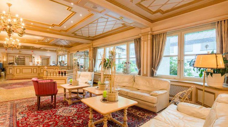 Best Western Hotel Rhoen Garden Lobby
