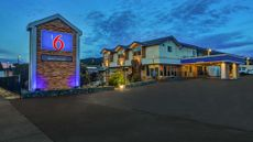Motel 6 Ukiah CA - North