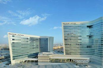 Hilton Riyadh Hotel & Residences