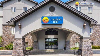 Comfort Inn Crystal Bridges, Bentonville