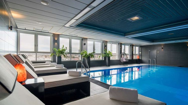 Best Western Plus Plaza Hotel Darmstadt Pool