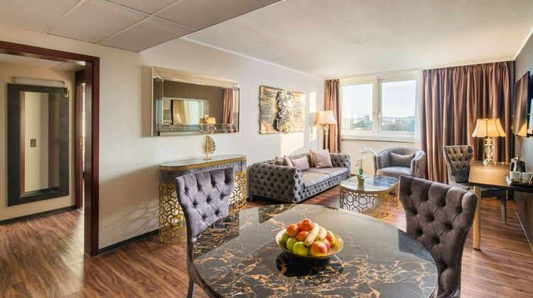Best Western Plus Plaza Hotel Darmstadt Suite