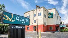 Quality Inn, Merced