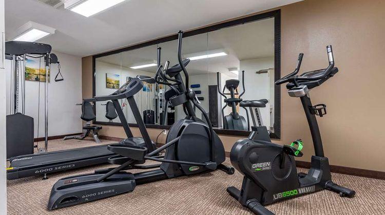 Comfort Suites Red Bluff Health