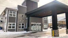 Sleep Inn & Suites Quebec City East