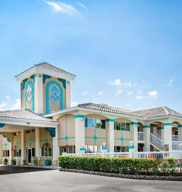 Quality Inn Maingate West
